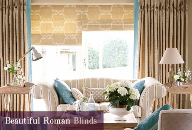 Roman Blinds banbury