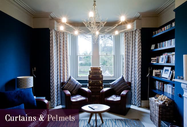 Curtains and Pelmets buckingham