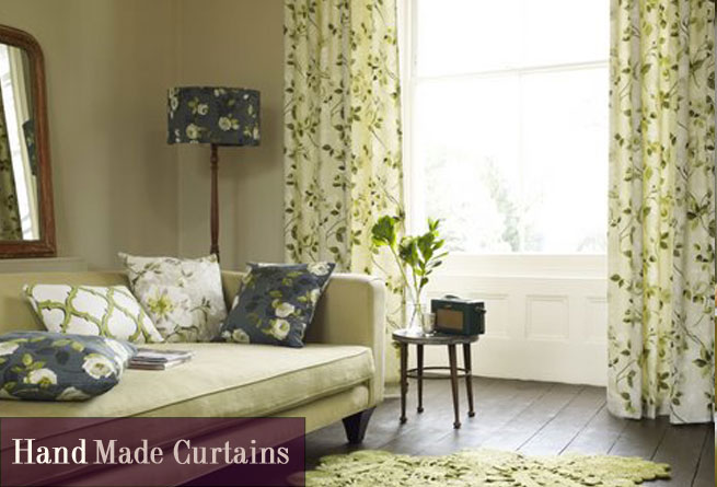 Made to measure curtains buckingham